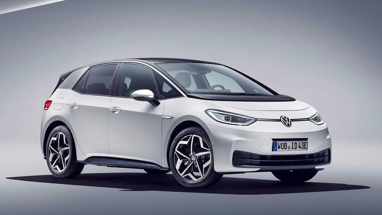 электромобиль VW ID.3